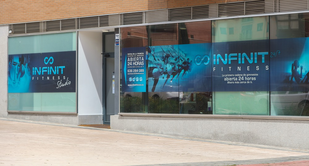 Infinit Fitness Sanchinarro Exterior