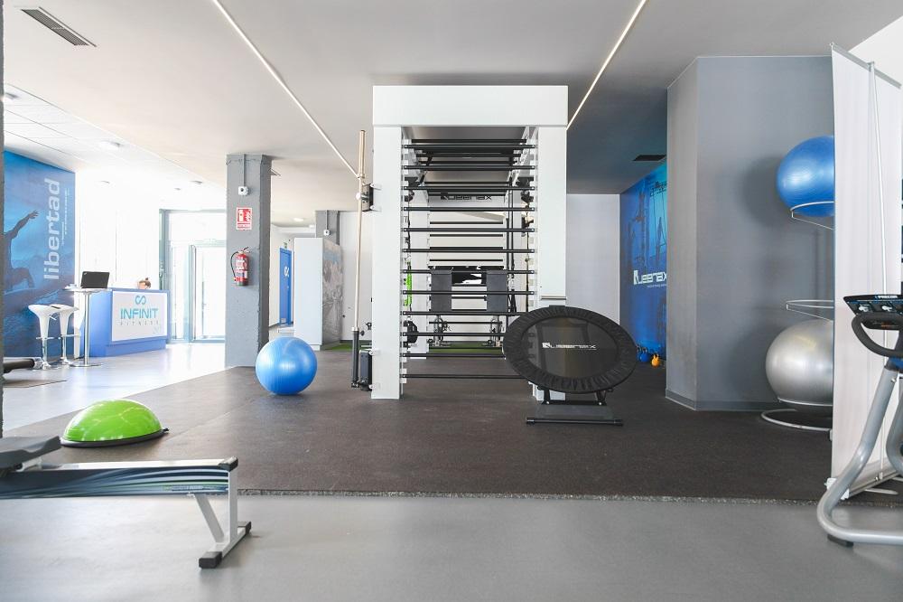 Infinit Fitness Sanchinarro Sala entrenamiento funcional