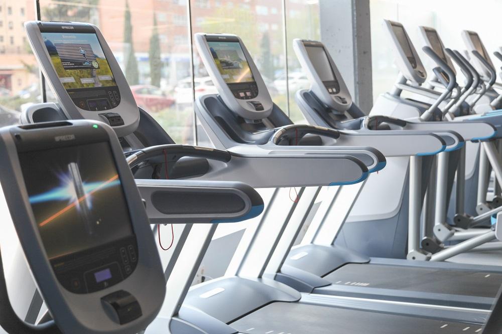 Infinit Fitness Sanchinarro Sala Cardio, Fuerza y Peso Libre